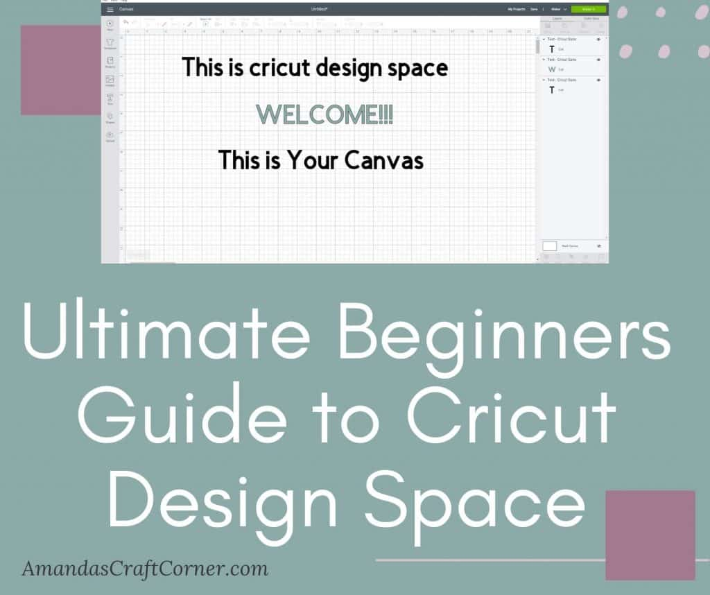 Everything you need to know about Cricut Design Space