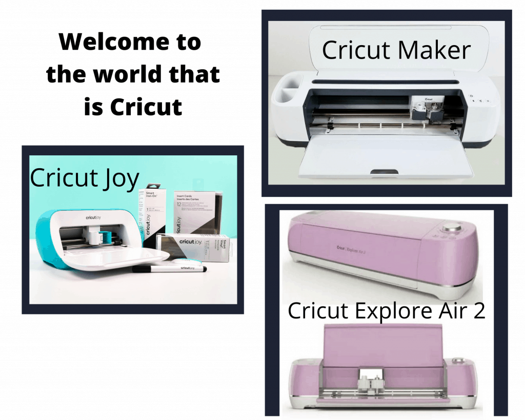 What is a Cricut Machine and which one should you buy?