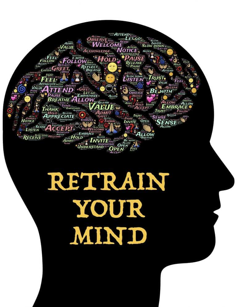 Retraining your brain for a better you