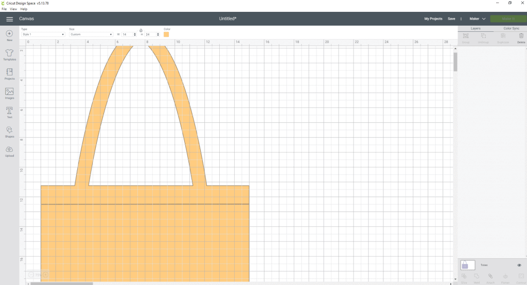 Templates in Cricut Design Space What are they and how do I use them?