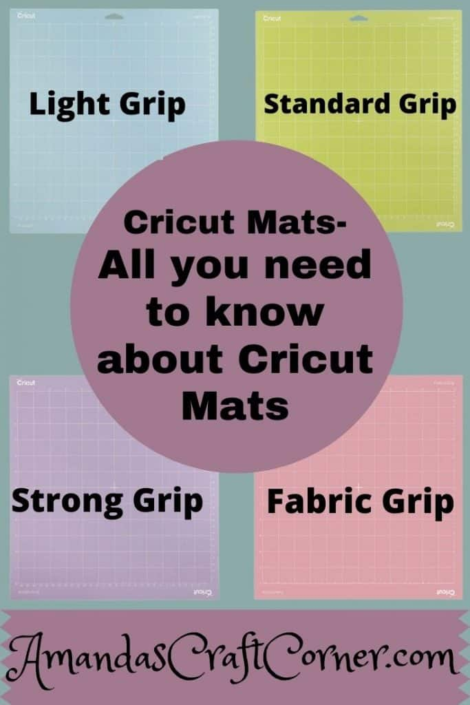 Cricut Mats-All you need to know