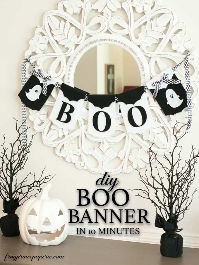 Paula loves Halloween decorations that are cute and fast to make! I personally can't thank her enough! Her tutorial is simple, quick and easy to follow. And soon your place will be looking SPOOKTACULAR!!!!