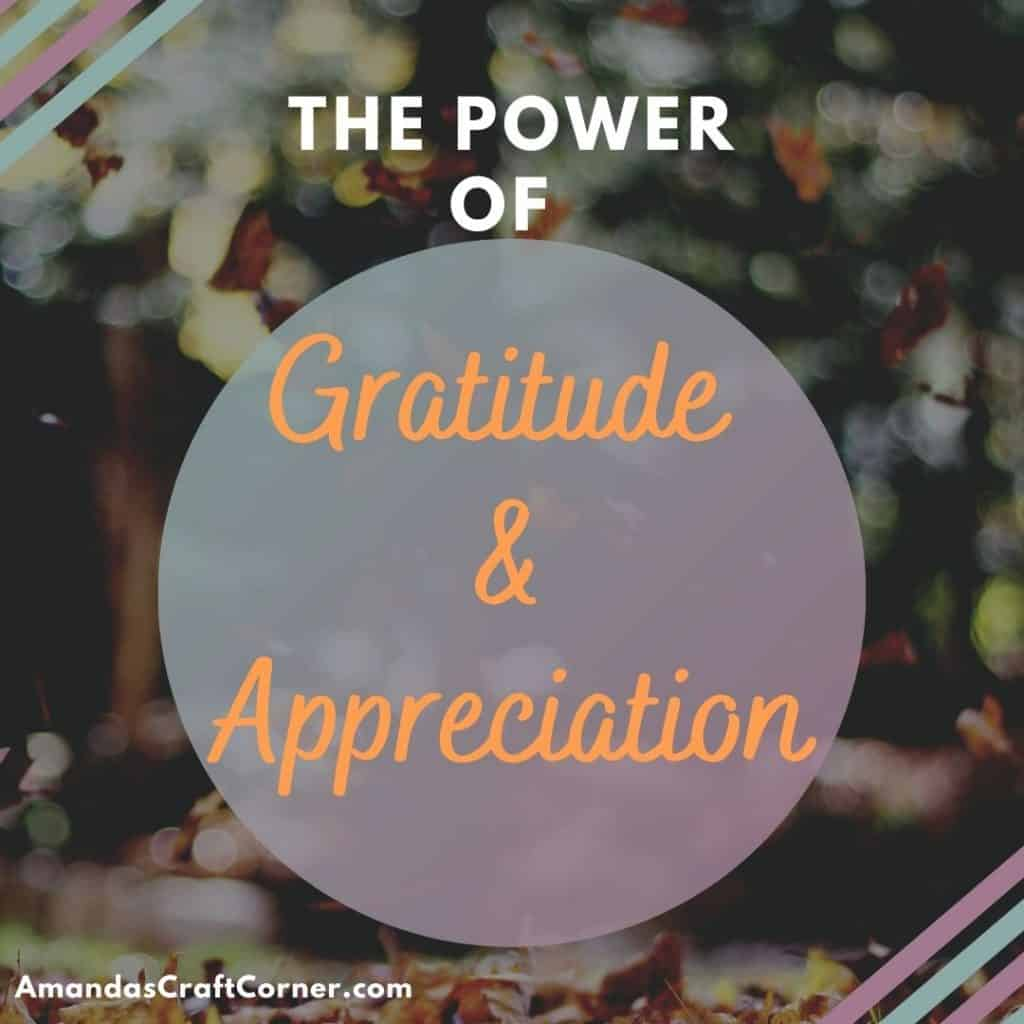 The power Of Gratitude & Appreciation
