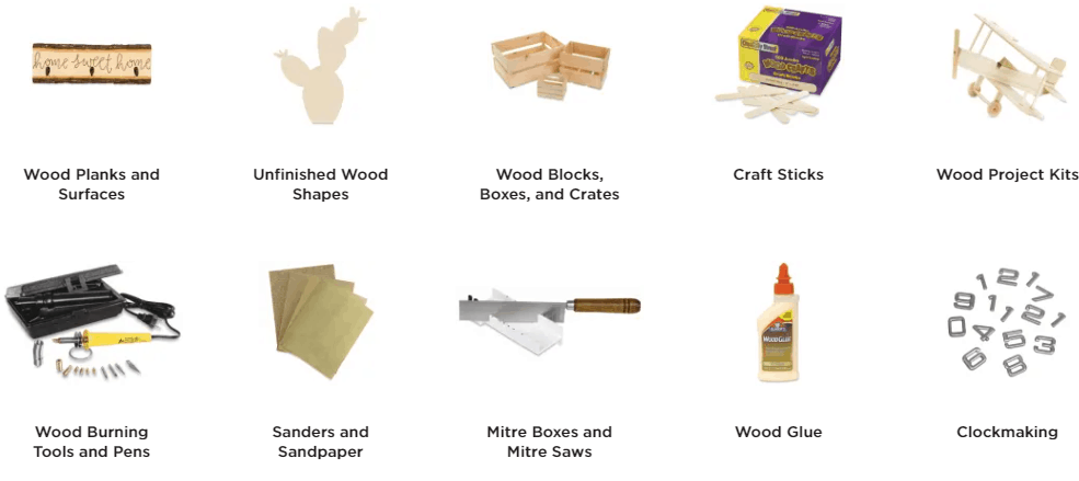 Wood Crafting is definitely becoming more and more popular these days. Why not start this holiday season with crafting one of a kind items that you and your family will love!