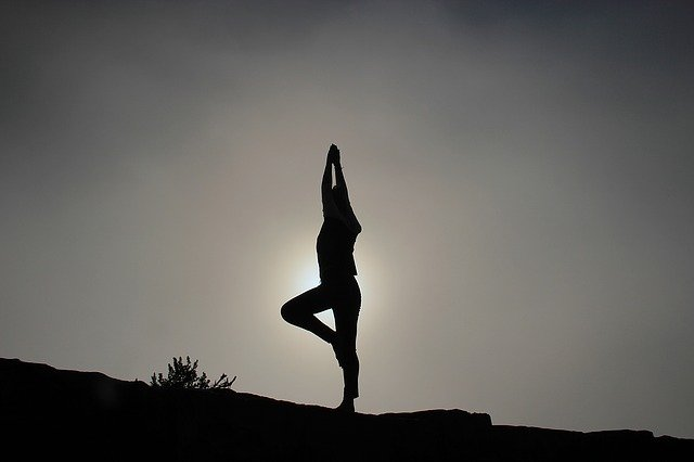 For our New Years Resolutions lets start practicing yoga and make sure we are stretching our bodies out.