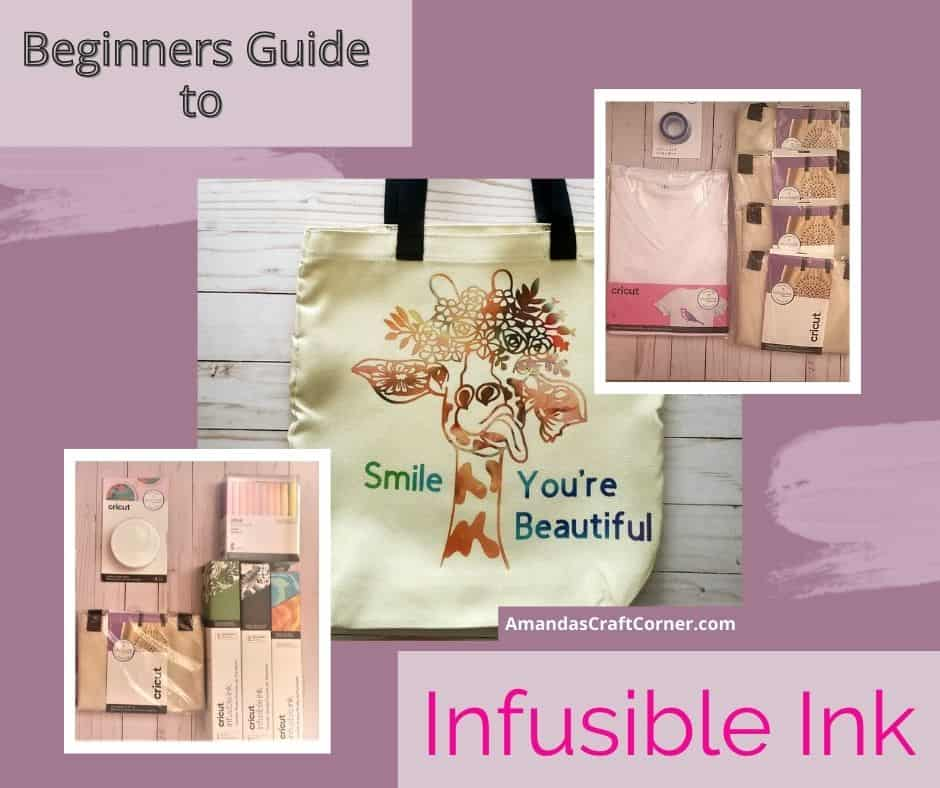 Ultimate Beginners Guide to Infusible Ink