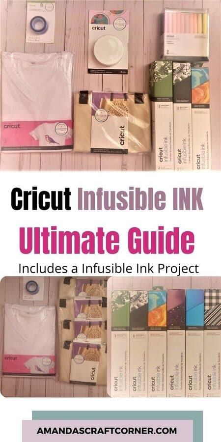 Cricut Infusible Ink- Ultimate Beginners Guide to working with Infusible Ink Plus it includes a project we will be making together