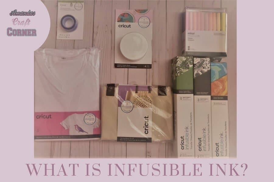 What is Cricut Infusible Ink? Well Infusible Ink is Cricut's Answer for sublimation! Infusible Ink actually combines with the blank to make professional looking shirts, coasters, canvas tote bags, and so much more