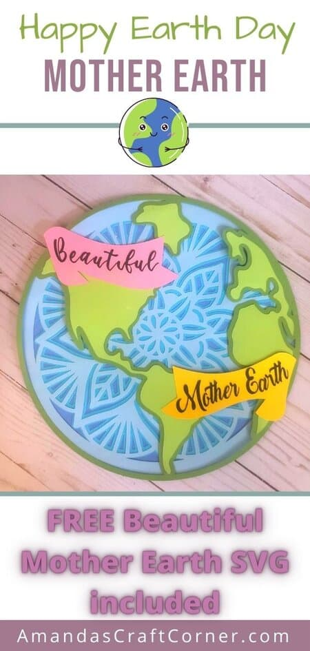 Happy Earth Day Beautiful Mother Earth! To celebrate lets craft this awesome DIY Layered paper project together!