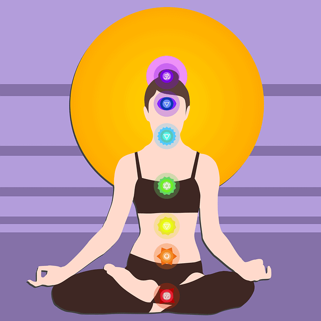 The 7 Main Chakras and where they are located