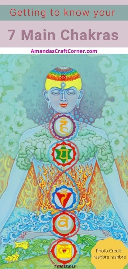 Getting to know our 7 Main Chakras. This is a complete guide to our Chakras.  First, we are going to talk about what a Chakra is, then I will give you a visualization exercise, next we will be talking about the seven chakras and what they are, where they are located, amongst other things. We will then go into what a blocked/unbalanced chakra looks like for each one, and finally a few ways to realign and balance your chakras out.