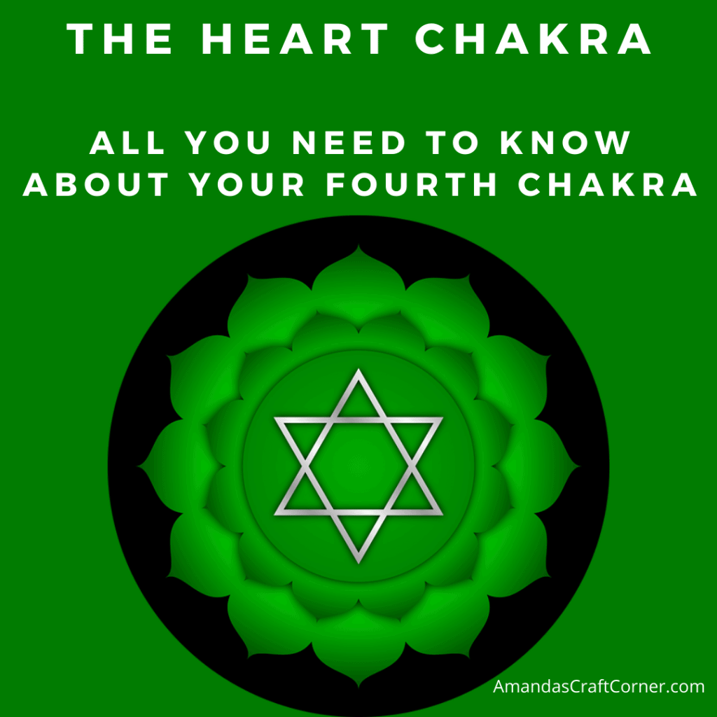 The Heart Chakra- All you need to know about your fourth chakra